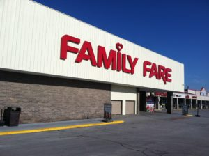 Welcome to Family Fare Grand Opening!