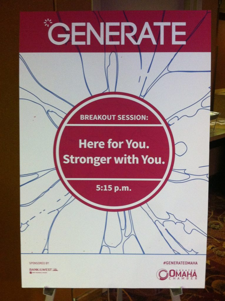 Not your dad's trade show...GENERATE!