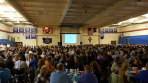 GHS Trivia Night crowd