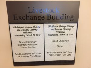 Sarpy Co. Chamber of Commerce Grand Giveaway 2017!