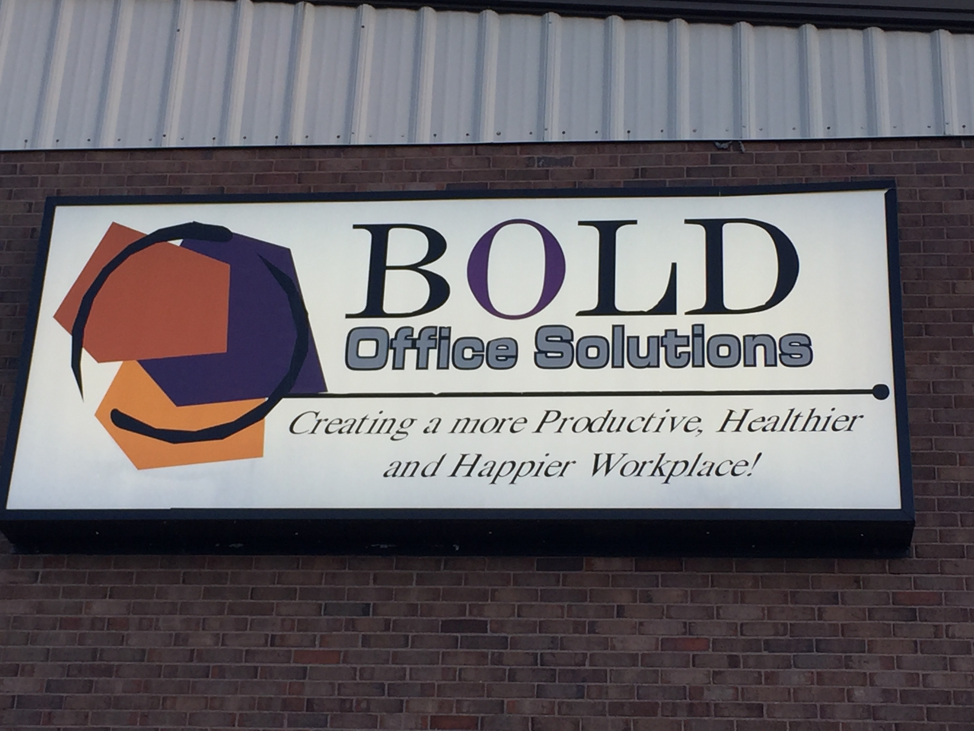 Bold Office Solutions Coffee & Contacts