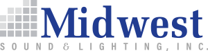Midwest Sound & Lighting Logo